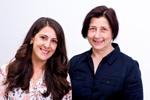 Beate Haase und Chiara Bronzetti