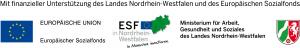Förderlogo Europäischer Sozialfonds