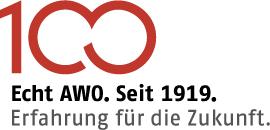 Logo 100 Jahre AWO